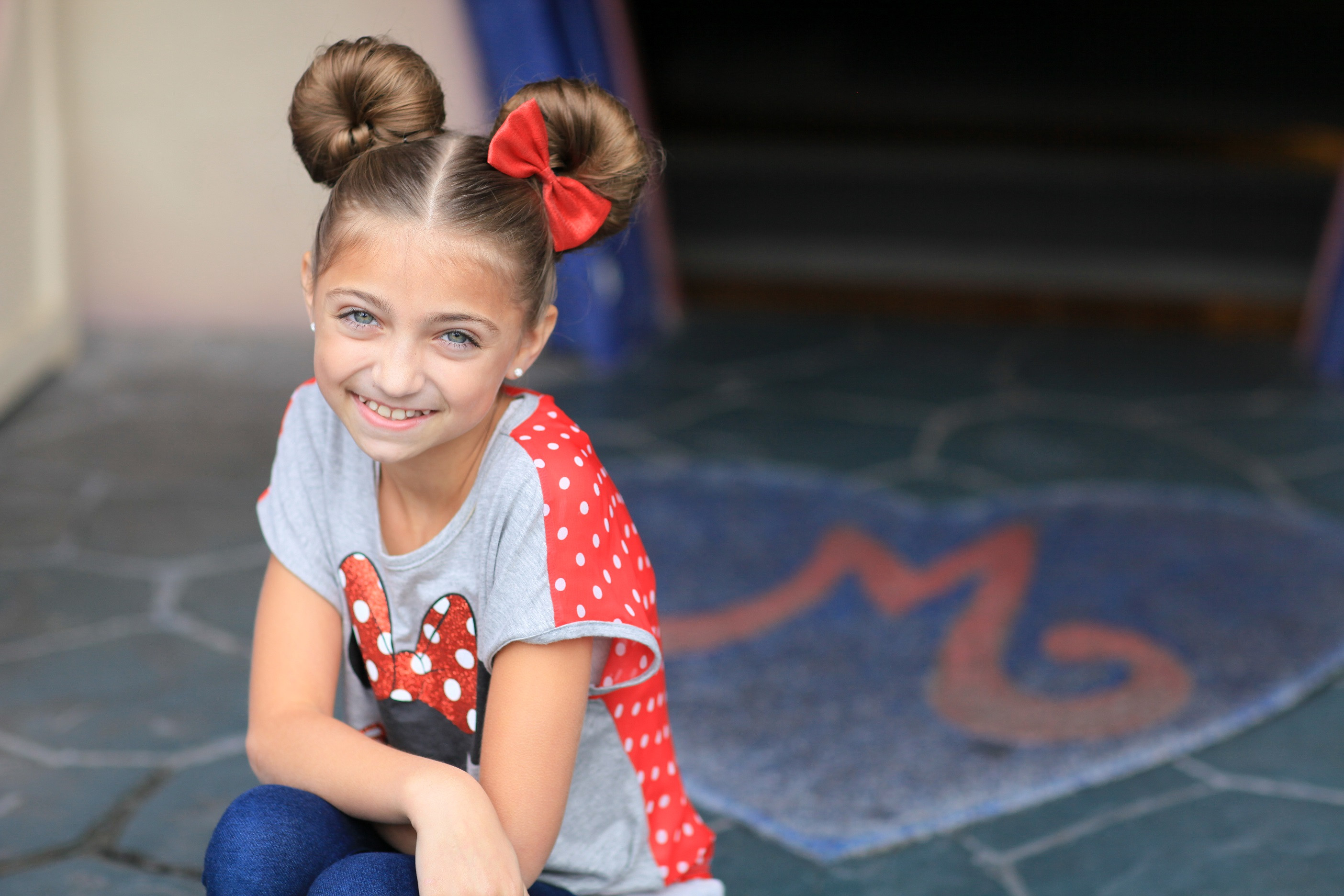 Best ideas about Cute Girl Hairstyles Youtube . Save or Pin Cute hair styles for girls make mom a star TODAY Now.