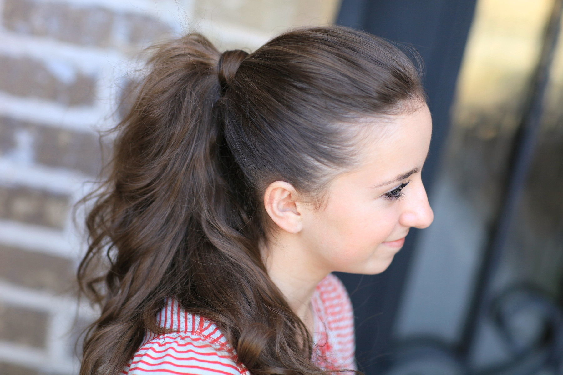 Best ideas about Cute Girls Haircuts . Save or Pin How to Get the Perfect Ponytail Hairstyle Tips Now.
