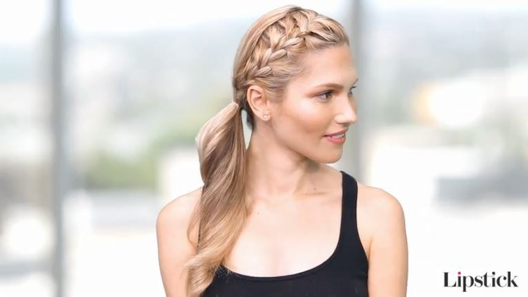 Best ideas about Cute Gym Hairstyles . Save or Pin Best of Cute Workout Hairstyles Now.