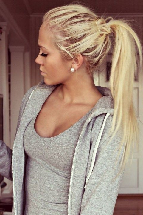 Best ideas about Cute Gym Hairstyles . Save or Pin 5 cute gym hairstyles – Patricia Lugo Now.