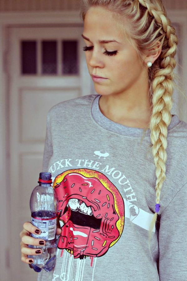 Best ideas about Cute Gym Hairstyles . Save or Pin 17 Best ideas about Gym Hairstyles on Pinterest Now.