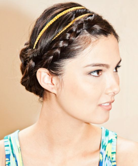 Best ideas about Cute Gym Hairstyles . Save or Pin Gym Hairstyles Cute Styles For Working Out Now.