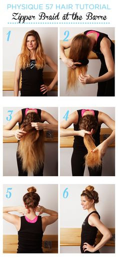 Best ideas about Cute Gym Hairstyles . Save or Pin Braids Ponytails and Cute Gym Hairstyles on Pinterest Now.