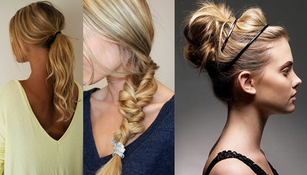Best ideas about Cute Gym Hairstyles . Save or Pin Post Gym Hairstyles Workout Hairstyles Now.