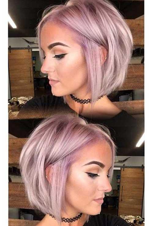 Best ideas about Cute Haircuts And Colors . Save or Pin 15 Cute Hairdos for Short Hair Now.