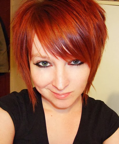 Best ideas about Cute Haircuts And Colors . Save or Pin hairstyle elibrodepoesia red hair color Now.