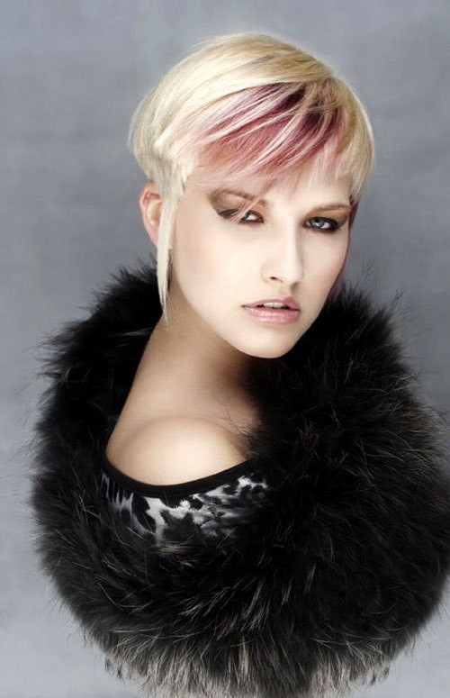 Best ideas about Cute Haircuts And Colors . Save or Pin Cute Short Hair Color Trends for 2013 Now.