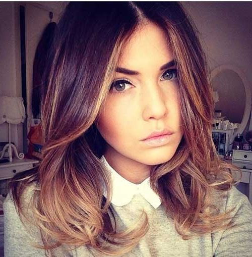 Best ideas about Cute Haircuts And Colors . Save or Pin Shoulder length hair Shoulder length and Medium lengths Now.