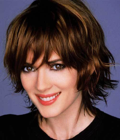 Best ideas about Cute Haircuts For Wavy Hair . Save or Pin 50 Most Delightful Short Wavy Hairstyles Now.