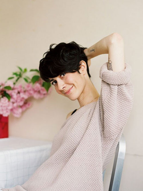 Best ideas about Cute Haircuts For Wavy Hair . Save or Pin Cute and Easy Short Hairstyles Now.
