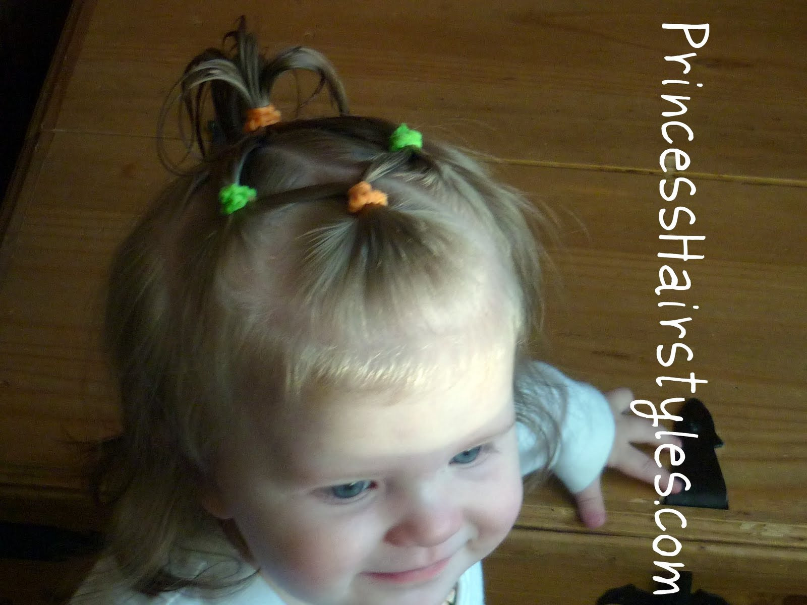 Best ideas about Cute Hairstyles For Babies . Save or Pin Baby Hairstyles 4 Connecting Ponytails Hairstyles For Now.