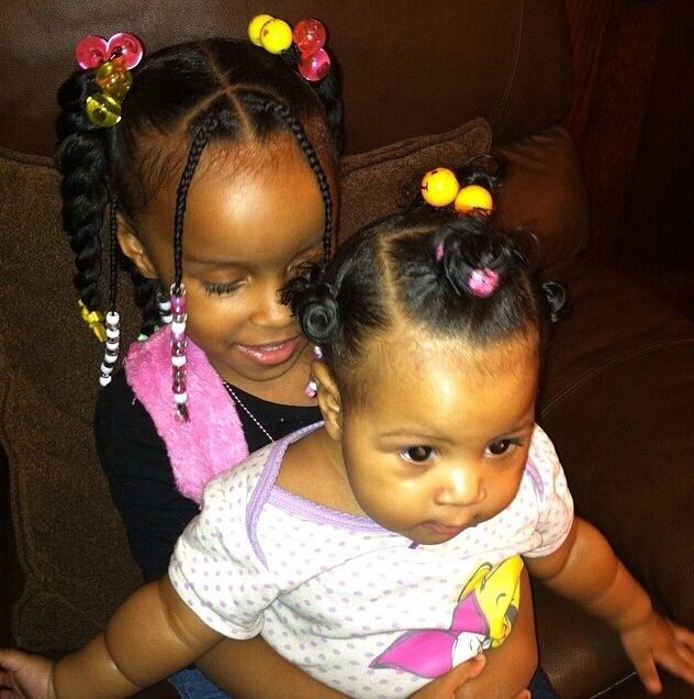 Best ideas about Cute Hairstyles For Babies . Save or Pin credits Instagram Naturalhairkid Now.