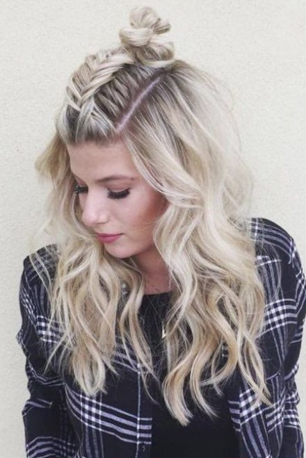 Best ideas about Cute Hairstyles For Concerts . Save or Pin 5 most popular summer hair dos pinned on Pinterest Now.