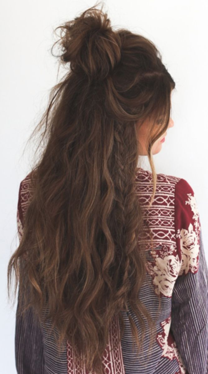 Best ideas about Cute Hairstyles For Concerts . Save or Pin 1000 ideas about Concert Hair on Pinterest Now.