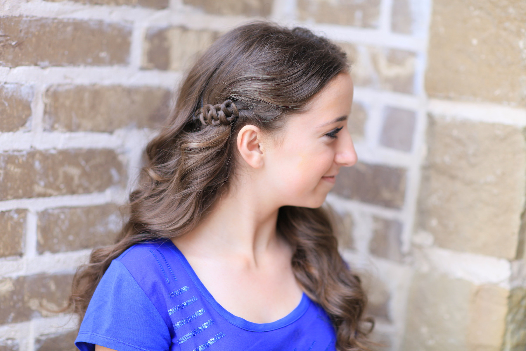 Best ideas about Cute Hairstyles For Concerts . Save or Pin Slide Up Braids Now.