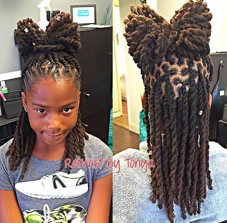 Best ideas about Cute Hairstyles For Dreads . Save or Pin Pin by African American Hairstyles on Natural Hair Style Now.