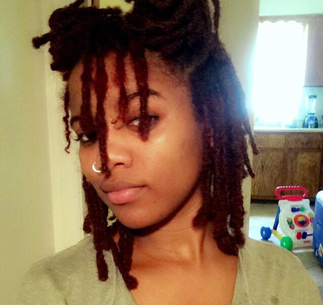 Best ideas about Cute Hairstyles For Dreads . Save or Pin Cute short locs Hair hair hair Pinterest Now.
