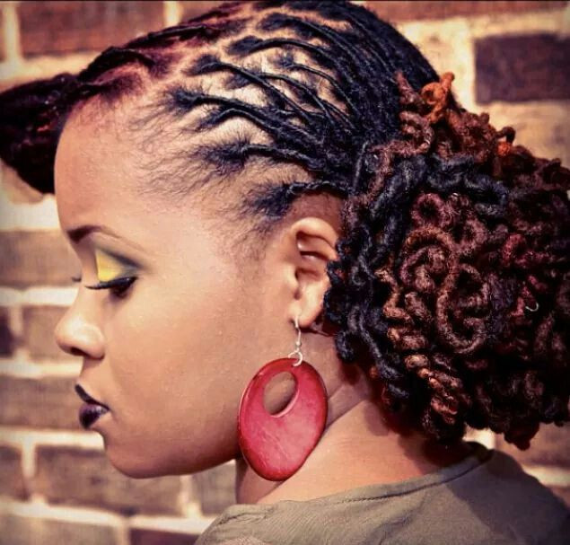 Best ideas about Cute Hairstyles For Dreads . Save or Pin 622 best Cute dread styles images on Pinterest Now.