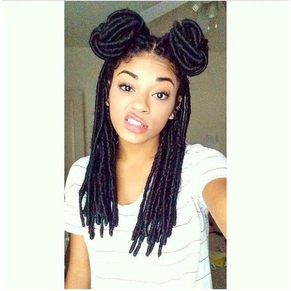 Best ideas about Cute Hairstyles For Dreads . Save or Pin Best 25 Faux locs styles ideas only on Pinterest Now.