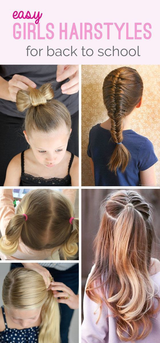 Best ideas about Cute Hairstyles For High School . Save or Pin 17 Best ideas about Easy School Hairstyles on Pinterest Now.