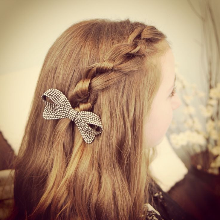 Best ideas about Cute Hairstyles For High School . Save or Pin cute little girl hairstyles for school Now.