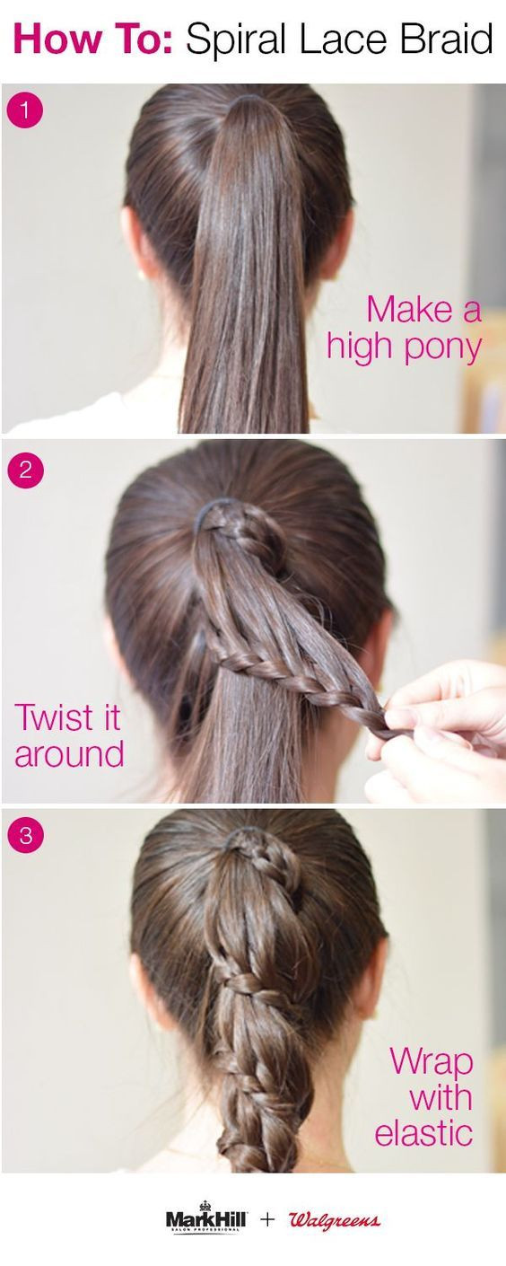 Best ideas about Cute Hairstyles For High School . Save or Pin 22 Quick and Easy Back to School Hairstyle Tutorials Now.