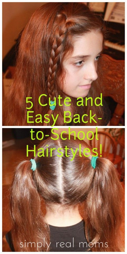 Best ideas about Cute Hairstyles For High School . Save or Pin 25 beautiful Hairstyles for school girls ideas on Now.