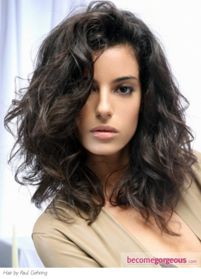 Best ideas about Cute Hairstyles For Layered Hair . Save or Pin Medium length hair on Pinterest Now.