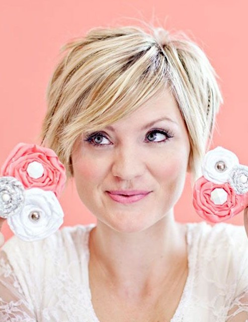 Best ideas about Cute Hairstyles For Layered Hair . Save or Pin Easy Layered Hairstyles for Short Hair 2014 PoPular Haircuts Now.