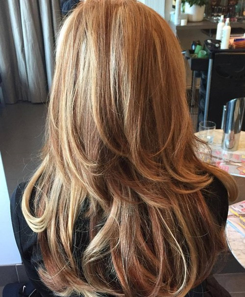 Best ideas about Cute Hairstyles For Layered Hair . Save or Pin 80 Cute Layered Hairstyles and Cuts for Long Hair in 2019 Now.