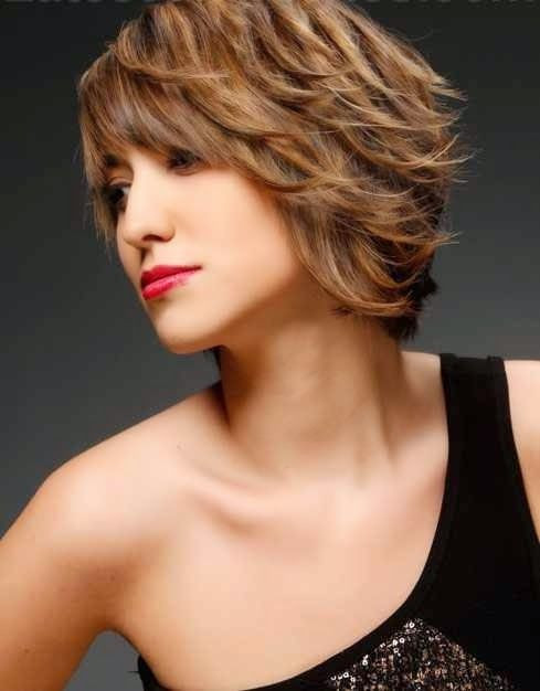 Best ideas about Cute Hairstyles For Layered Hair . Save or Pin Cute Layered Haircuts for Short Hair Now.