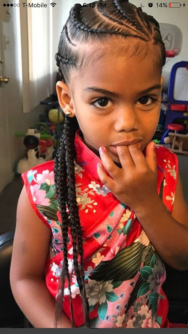 Best ideas about Cute Hairstyles For Mixed Girls . Save or Pin Best 25 Little girl braids ideas on Pinterest Now.