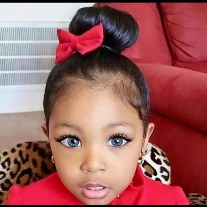 Best ideas about Cute Hairstyles For Mixed Girls . Save or Pin 301 best images about Mixed Kids on Pinterest Now.