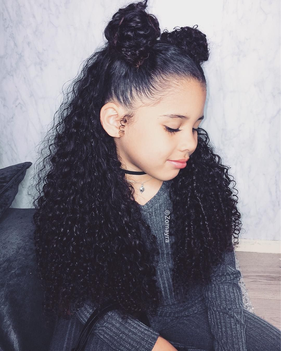 Best ideas about Cute Hairstyles For Mixed Girls . Save or Pin Pin by omanee gipson on FUTURE in 2019 Now.