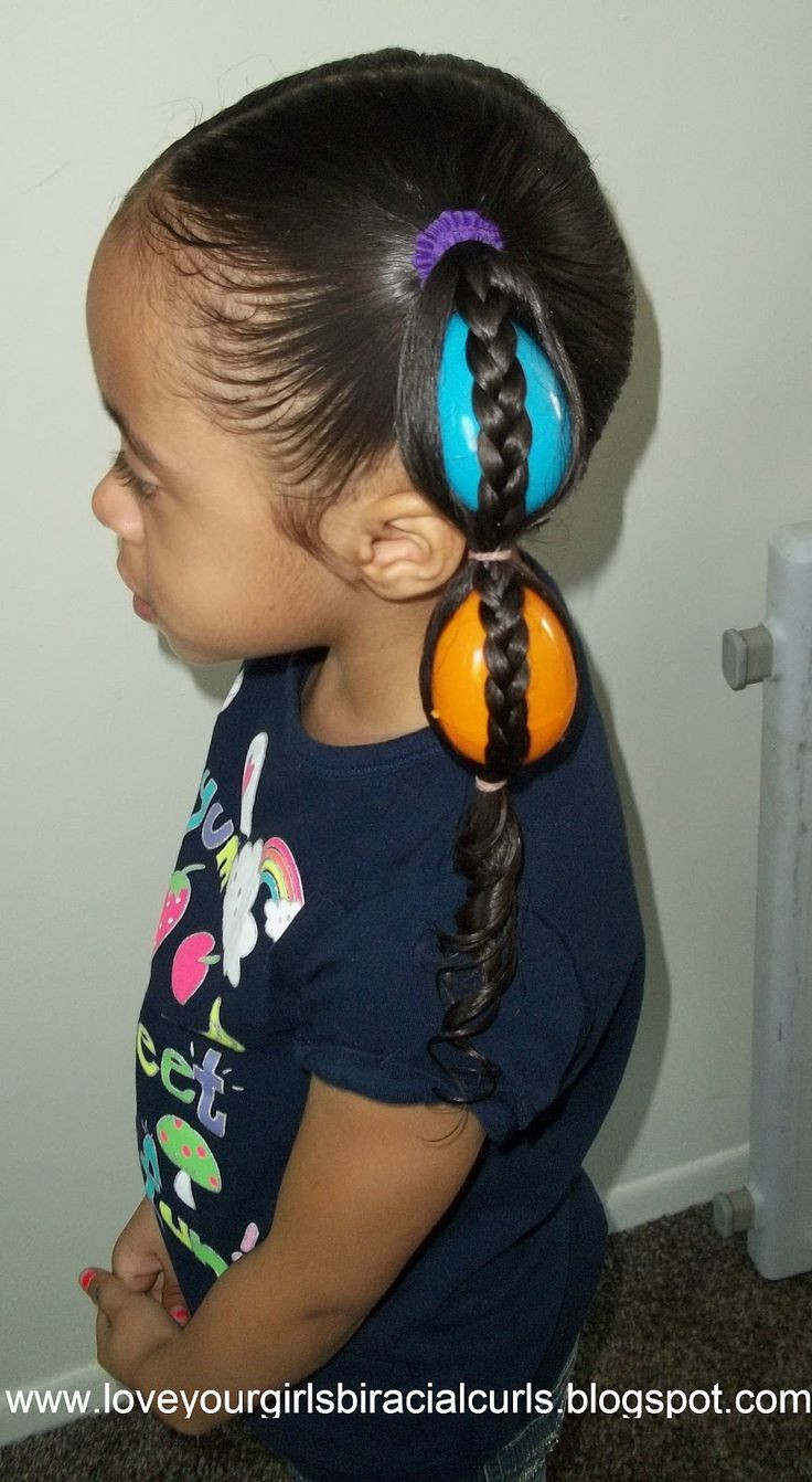 Best ideas about Cute Hairstyles For Mixed Girls . Save or Pin Mixed Little Girl Hairstyles Now.