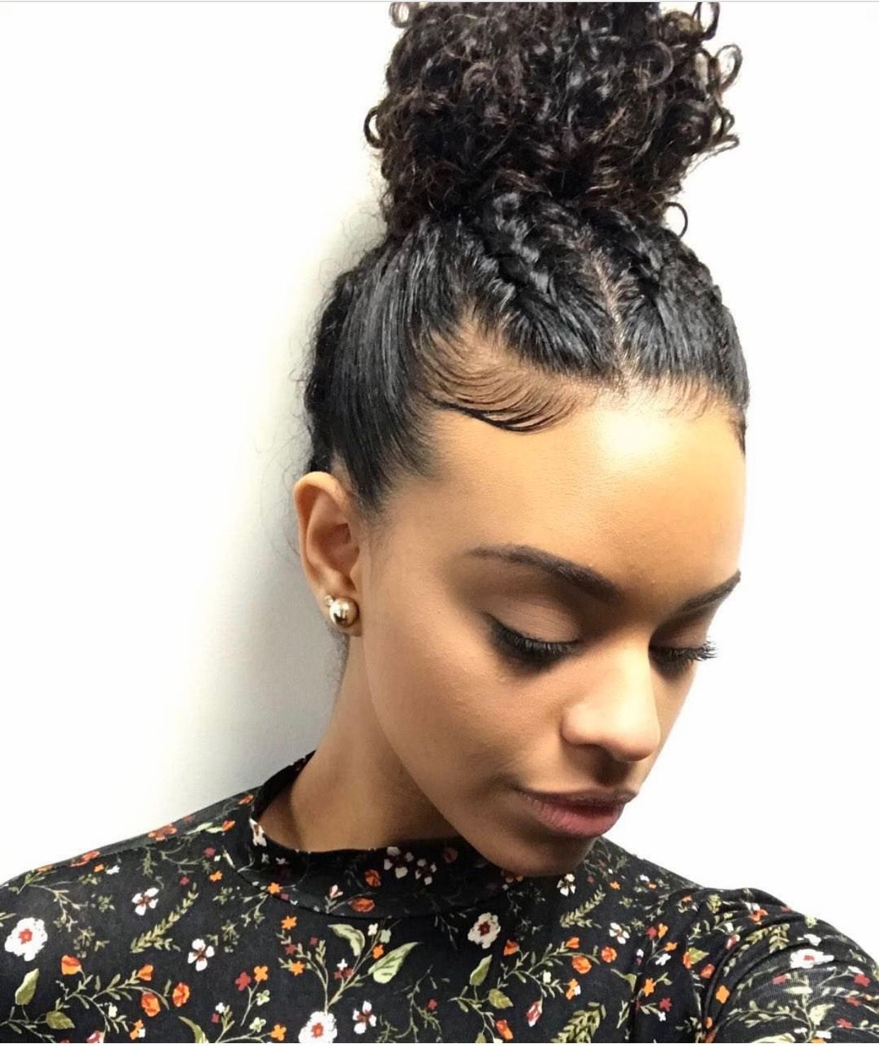 Best ideas about Cute Hairstyles For Mixed Hair . Save or Pin Pin by Obsessed Hair on Hair Tips & Hair Care Now.