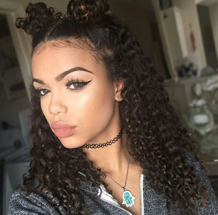 Best ideas about Cute Hairstyles For Mixed Hair . Save or Pin 25 best ideas about Mixed girl hairstyles on Pinterest Now.
