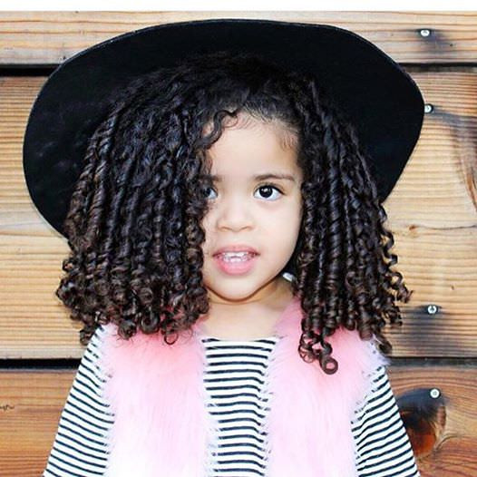 Best ideas about Cute Hairstyles For Mixed Hair . Save or Pin Pretty Coils mshastaleenbailey Black Hair Information Now.
