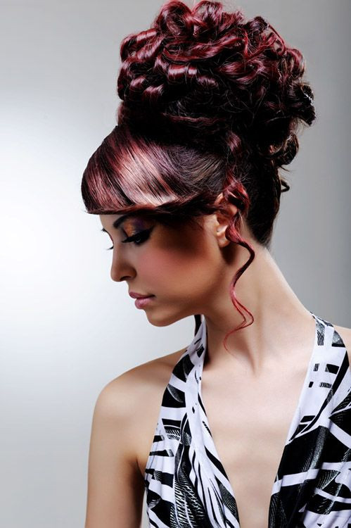 Best ideas about Cute Hairstyles For Quinceaneras . Save or Pin 476 best Castello Salon Spa images on Pinterest Now.