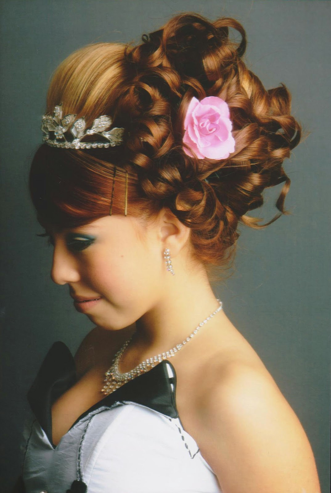 Best ideas about Cute Hairstyles For Quinceaneras . Save or Pin Hairstyles for long hair tumblr for women Hair Fashion Now.