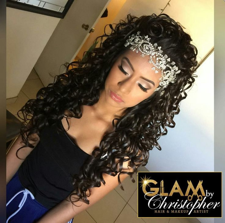 Best ideas about Cute Hairstyles For Quinceaneras . Save or Pin 10 best ideas about Quince Hairstyles on Pinterest Now.