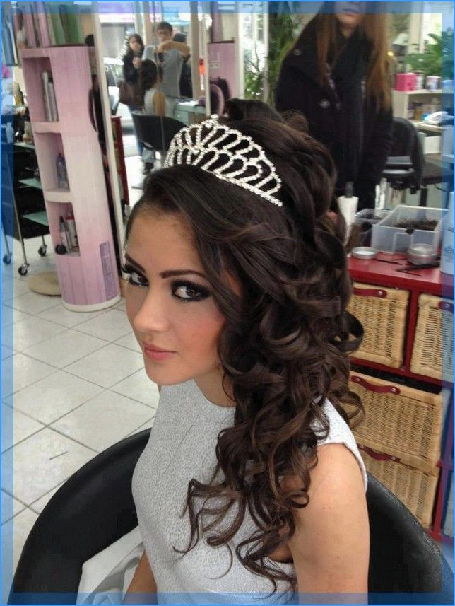 Best ideas about Cute Hairstyles For Quinceaneras . Save or Pin 1000 ideas about Quinceanera Hairstyles on Pinterest Now.
