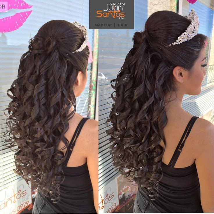 Best ideas about Cute Hairstyles For Quinceaneras . Save or Pin Best 25 Quince hairstyles ideas that you will like on Now.