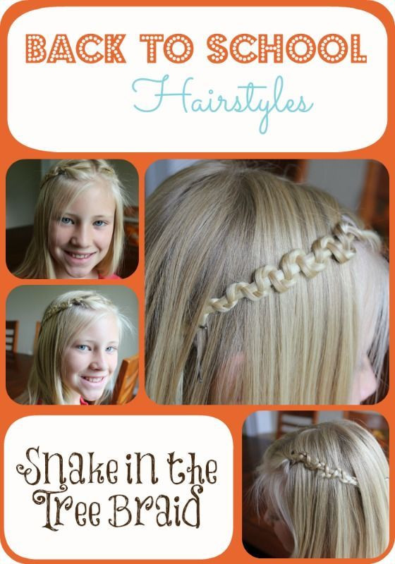 Best ideas about Cute Hairstyles For The First Day Of School . Save or Pin 45 best Hairstyles for the First Day of School images on Now.