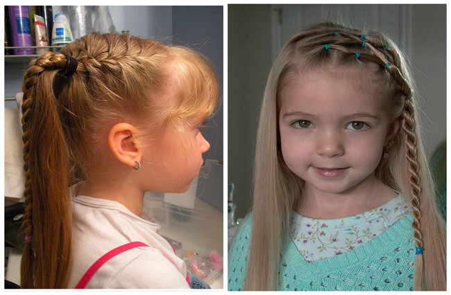 Best ideas about Cute Hairstyles For The First Day Of School . Save or Pin Back School Hairstyles For Boys Girls Now.