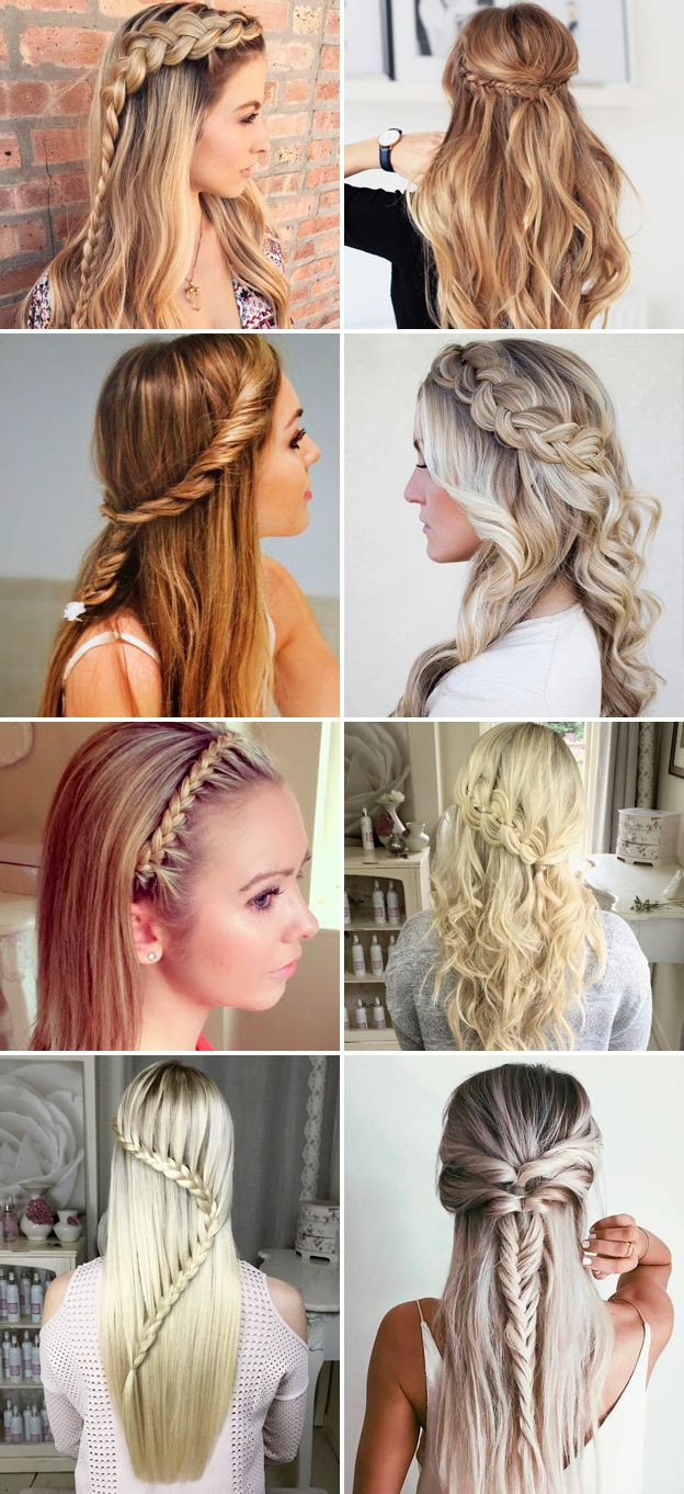 Best ideas about Cute Hairstyles For The First Day Of School . Save or Pin Best 25 Cute School Hairstyles ideas on Pinterest Now.
