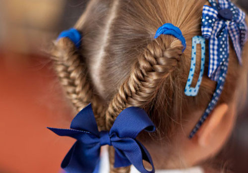 Best ideas about Cute Hairstyles For The First Day Of School . Save or Pin 40 Cute Hairstyles For School You Should Try Now.
