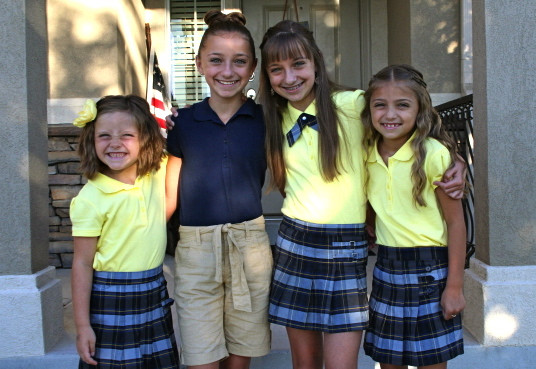 Best ideas about Cute Hairstyles For The First Day Of School . Save or Pin Back to School Now.