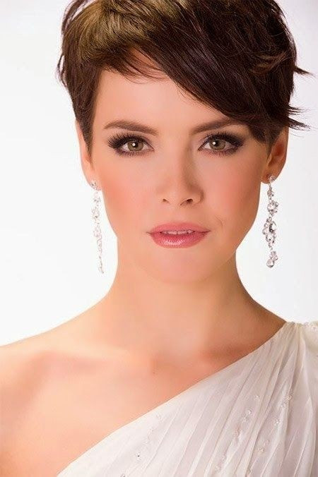 Best ideas about Cute Hairstyles For Women . Save or Pin 22 Short Hairstyles for Thin Hair Women Hairstyle Ideas Now.