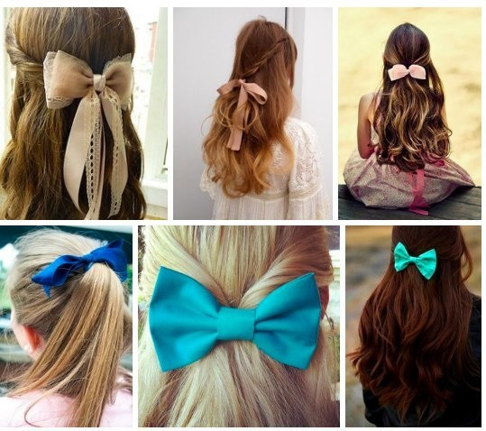 Best ideas about Cute Hairstyles With Bows . Save or Pin The Cutest Ways to Wear a Bow Hair World Magazine Now.